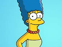 Image: Marge Simpson